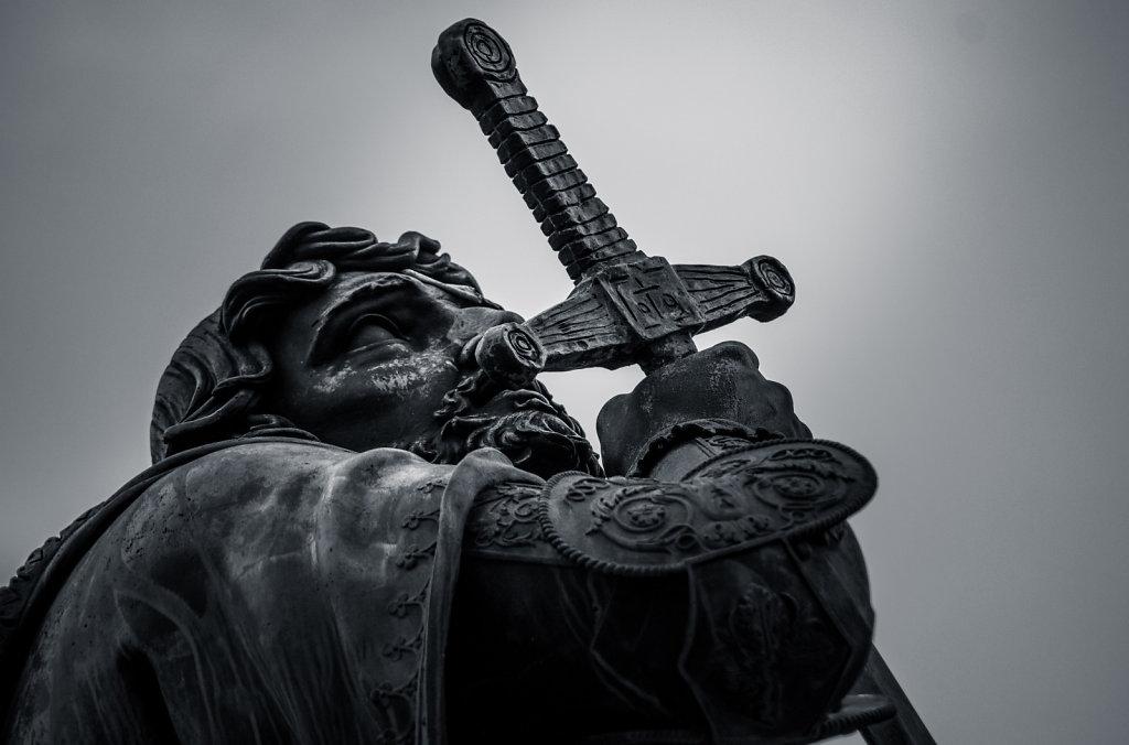 Le chevalier sans peur et sans reproche